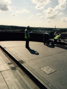 Flat Roof Specialist in Childwall