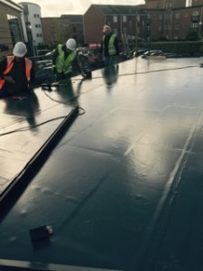Flat Roof Specialist in Warrington