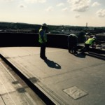 flat roof in Warrington