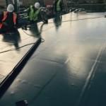 Flat roof repair in Bolton