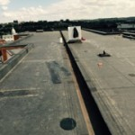 flat roof in Bolton